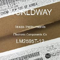 LM2595T-12 - Texas Instruments - 전자 부품 IC