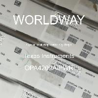 OPA4209AIPWR - Texas Instruments - 연산 증폭기-Op 증폭기