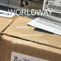 AD8574ARUZ-REEL - Analog Devices Inc - Penguat Presisi