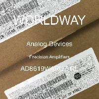 AD8619WARUZ-RL - Analog Devices Inc - 高精度アンプ