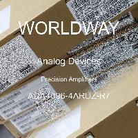 ADA4096-4ARUZ-R7 - Analog Devices Inc - 高精度アンプ