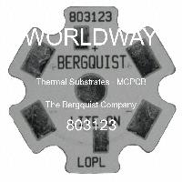 803123 - The Bergquist Company - 熱基板-MCPCB
