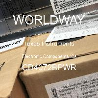 CD4072BPWR - Texas Instruments - 전자 부품 IC