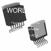LM2598SX-ADJ - Texas Instruments - 電子部品IC