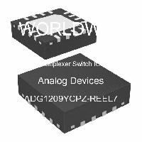 ADG1209YCPZ-REEL7 - Analog Devices Inc