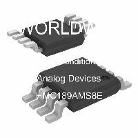 HMC189AMS8E - Analog Devices Inc - Condicionamento de Sinal