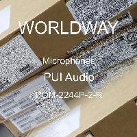 POM-2244P-2-R - PUI Audio - Microphones