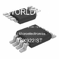TSX922IST - STMicroelectronics - Operational Amplifiers - Op Amps