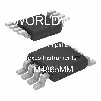 LM4865MM - Texas Instruments