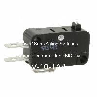 V-10-1A4 - OMRON Corporation - Basic / Snap Action Switches