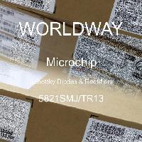 5821SMJ/TR13 - Microsemi - Diodos e retificadores Schottky