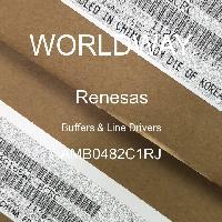 AMB0482C1RJ - Renesas Electronics Corporation - Bộ đệm & Trình điều khiển dòng