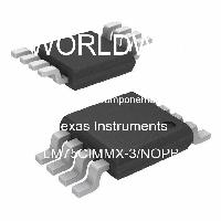 LM75CIMMX-3/NOPB - Texas Instruments