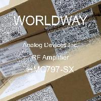 HMC797-SX - Analog Devices Inc - 射频放大器