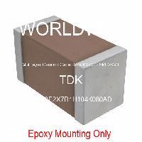 CGA3E2X7R1H104K080AD - TDK