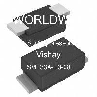 SMF33A-E3-08 - Vishay Intertechnologies