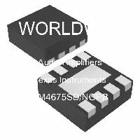 LM4675SD/NOPB - Texas Instruments