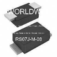 RS07J-M-08 - Vishay Semiconductors - ダイオード-汎用、電源、スイッチング
