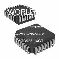 CY7B923-JXCT - Cypress Semiconductor - テレコムライン管理IC