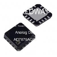 AD7879ACPZ-RL - Analog Devices Inc - Convertisseurs et contrôleurs d'écran tactile