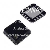 AD7143ACPZ-1500RL7 - Analog Devices Inc - ADC / DAC Multichannel