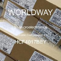 HCF4017BEY - STMicroelectronics - Electronic Components ICs