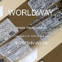 TL2575HV-ADJIN - Texas Instruments - Régulateurs de tension - Régulateurs de commu