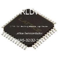 M4A5-32/32-10VI - Lattice Semiconductor - CPLD-복잡한 프로그래밍 가능 논리 장치