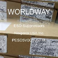 PESD5V0C1USFYL - Nexperia USA Inc. - ESD Suppressors