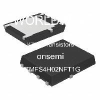 NTMFS4H02NFT1G - ON Semiconductor - IGBT Transistors