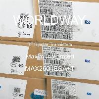 MAX2601ESA+T - Maxim Integrated - RF Bipolar Transistors