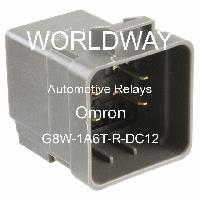 G8W-1A6T-R-DC12 - Omron Electronics Inc-EMC Div - Automotive Relays