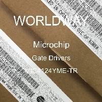MIC4124YME-TR - Microchip Technology Inc - Conductores de puerta