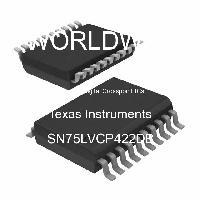 SN75LVCP422DB - Texas Instruments