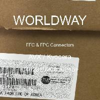 046288020000846+ - AVX Corporation - FFCおよびFPCコネクタ