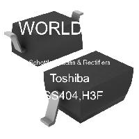 1SS404,H3F - Toshiba America Electronic Components - Schottky Dioden & Gleichrichter