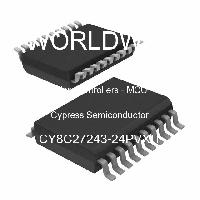 CY8C27243-24PVXIT - Cypress Semiconductor - Microcontrollers - MCU
