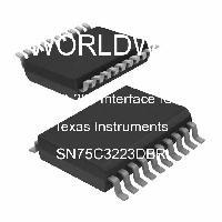 SN75C3223DBR - Texas Instruments - IC d'interface RS-232