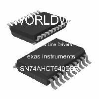 SN74AHCT540DBR - Texas Instruments - Tampones y controladores de línea