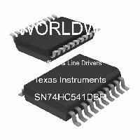 SN74HC541DBR - Texas Instruments - 缓冲器和线路驱动器