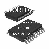74ABT240CMSAX - ON Semiconductor