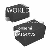 BAT54XV2 - ON Semiconductor - Schottky Diodes & Rectifiers