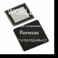 ADC1412D125HN-C1 - Renesas Electronics Corporation
