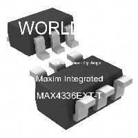 MAX4336EXT-T - Maxim Integrated Products