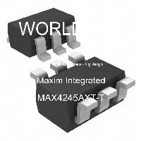 MAX4245AXT-T - Maxim Integrated Products