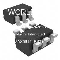 MAX9812LEXT+T - Maxim Integrated Products