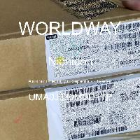 UMA0J330MDD1TP - Nichicon - Kapasitor Elektrolit Aluminium - Bertimbel