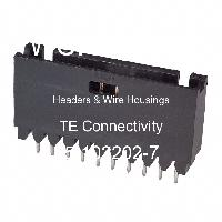 5-102202-7 - TE Connectivity Ltd - Headers & Wire Housings