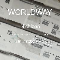 UKL1C222MHD - Nichicon - 铝电解电容器 - 含铅