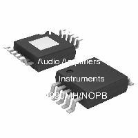 LM4990MH/NOPB - Texas Instruments